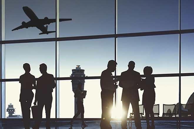 Curso de gestão para transporte aéreo é ministrado pela Embry-Riddle Aeronautical University