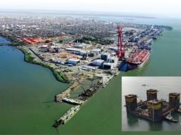 O Porto marítimo do Rio Grande foi escolhido pelo Governo Federal para abrigar o POLO NAVAL RS, em função de sua posição estratégica no país, relativamente ao Mercosul