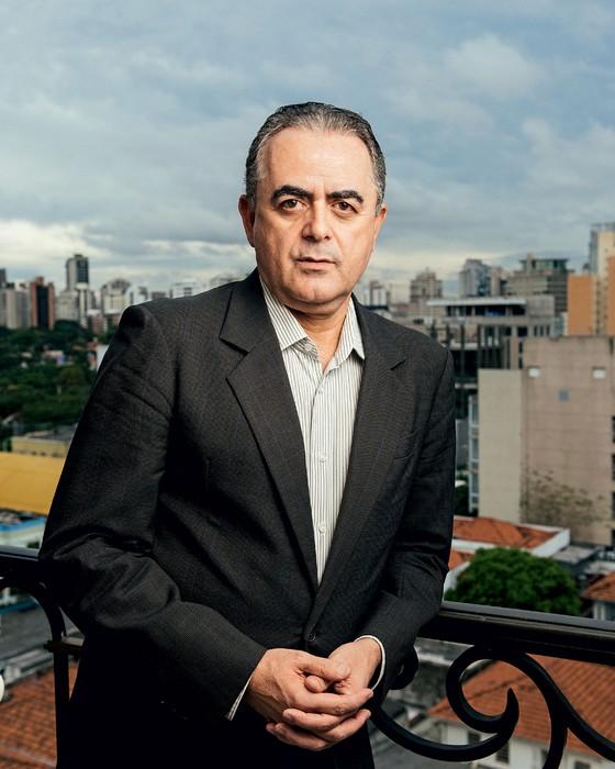 O jurista Luiz Flávio Gomes. O máximo de submissão que um poderoso pode enfrentar por um crime é a cadeia (Foto: Filipe Redondo/ÉPOCA)