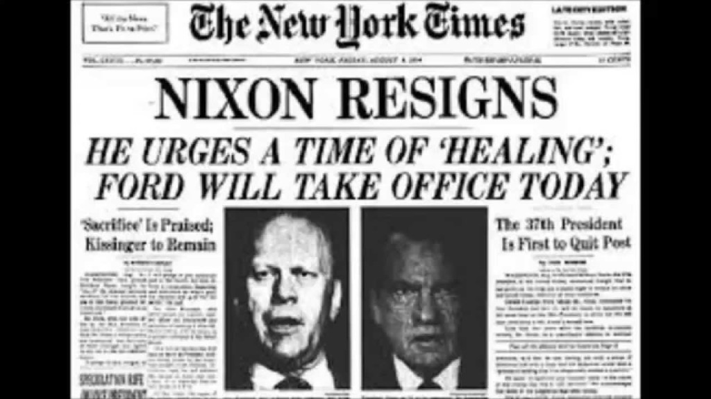 Por mais que a tecnologia tenha trazido ameaças e desafios à atividade jornalística, na essência nada mudou desde o escândalo que levou à renúncia de Nixon