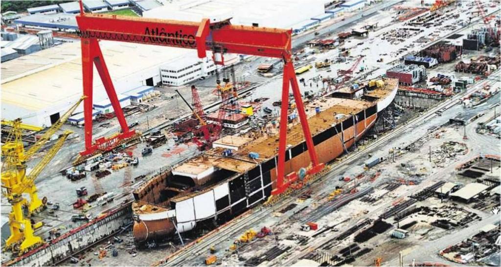 construcao-de-navio-em-estaleiro-em-permambuco