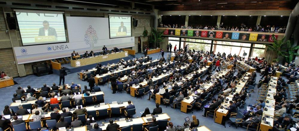 Mais de 2 mil participantes são esperados para o encontro de alto nível que acontece na sede do Programa das Nações Unidas para o Meio Ambiente (PNUMA), em Nairóbi. Foto: PNUMA