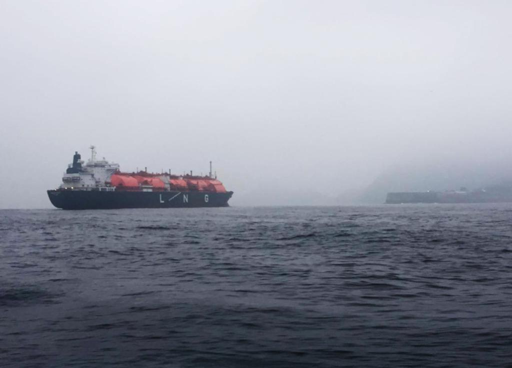 Uma falha técnica no navio, que foi construído em 1979 e considerado muito antigo para viagens de longo curso, fez com que o leme da embarcação travasse impedindo qualquer manobra