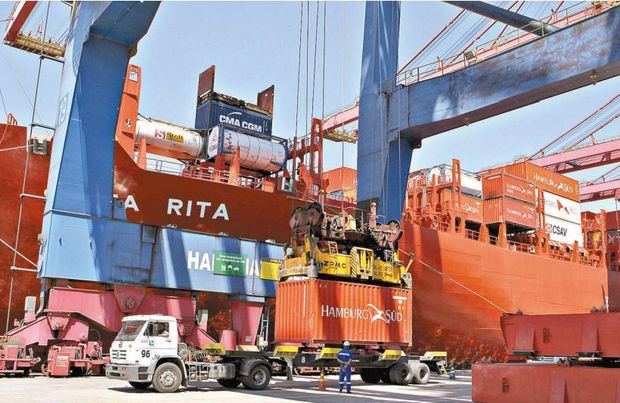 Terminais vão prestar o serviço aos armadores, informou diretor-executivo do Sindamar (Foto: Carlos Nogueira)