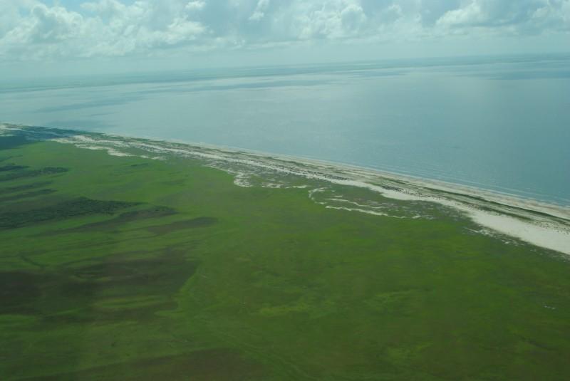 São 70 quilômetros de extensão do canal São Gonçalo, em Pelotas, e outros 190 quilômetros da lagoa Mirim, no Sul do Estado. Serão investidos R$ 37 milhões nas obras.