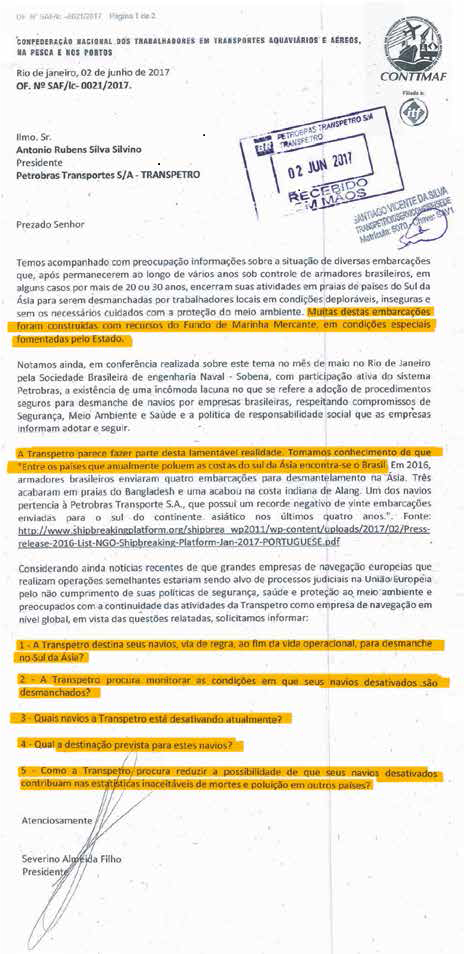 documento_transpetro_desmanche