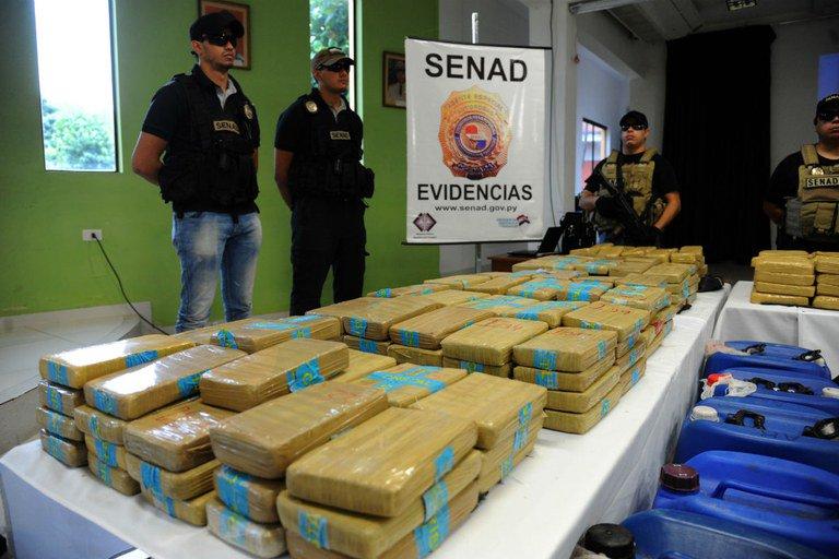 De acordo com o estudo anual, a quantidade de cocaína confiscada pelas autoridades mais do que dobrou na América do Sul entre 1998 e 2014, quando atingiu 392 toneladas Foto: Márcio Fernandes/Estadão